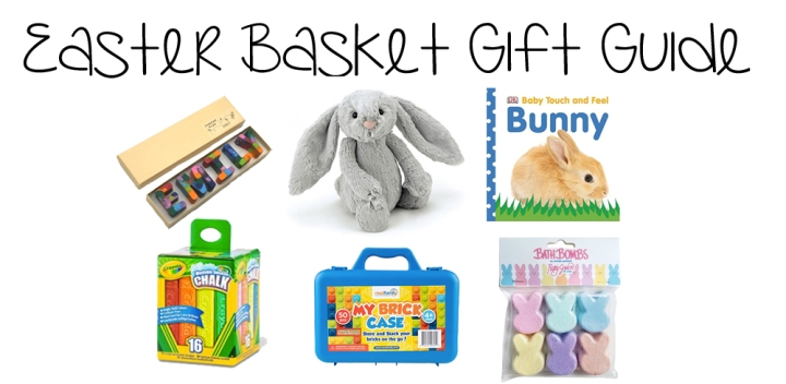 Easter Basket Gift Guide!