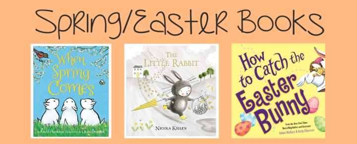 Spring/Easter Books